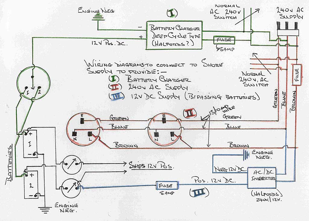 seadog owners association 12 and 24v wiring diagram